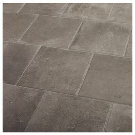 American Olean Lincoln Park Steel Gray Porcelain Floor And Wall Tile Common 12 In X Actual 11 81 At Lowes