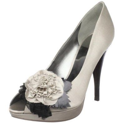 Guess Women's Wildfire Peep-Toe Pump  	$22
