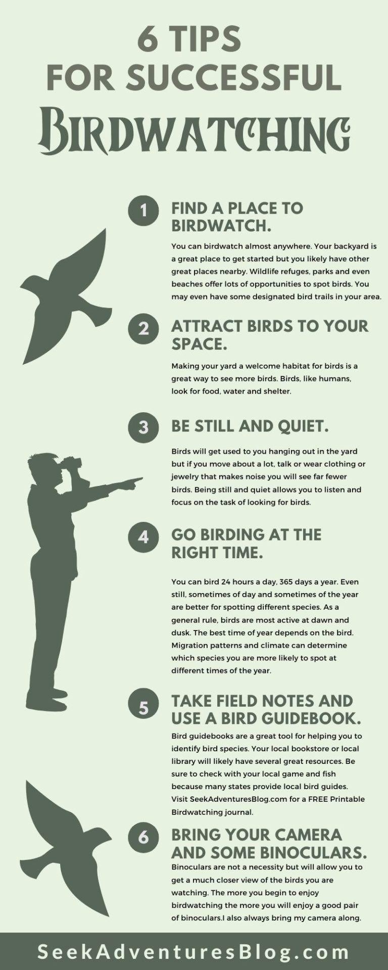Photo of Vogelbeobachtungstipps für Anfänger   Kostenloses druckbares Vogelbeobachtungsjournal