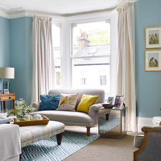 23 Traditional Living Rooms For Inspiration: Take A Look Inside This Charming Victorian Terraced House
