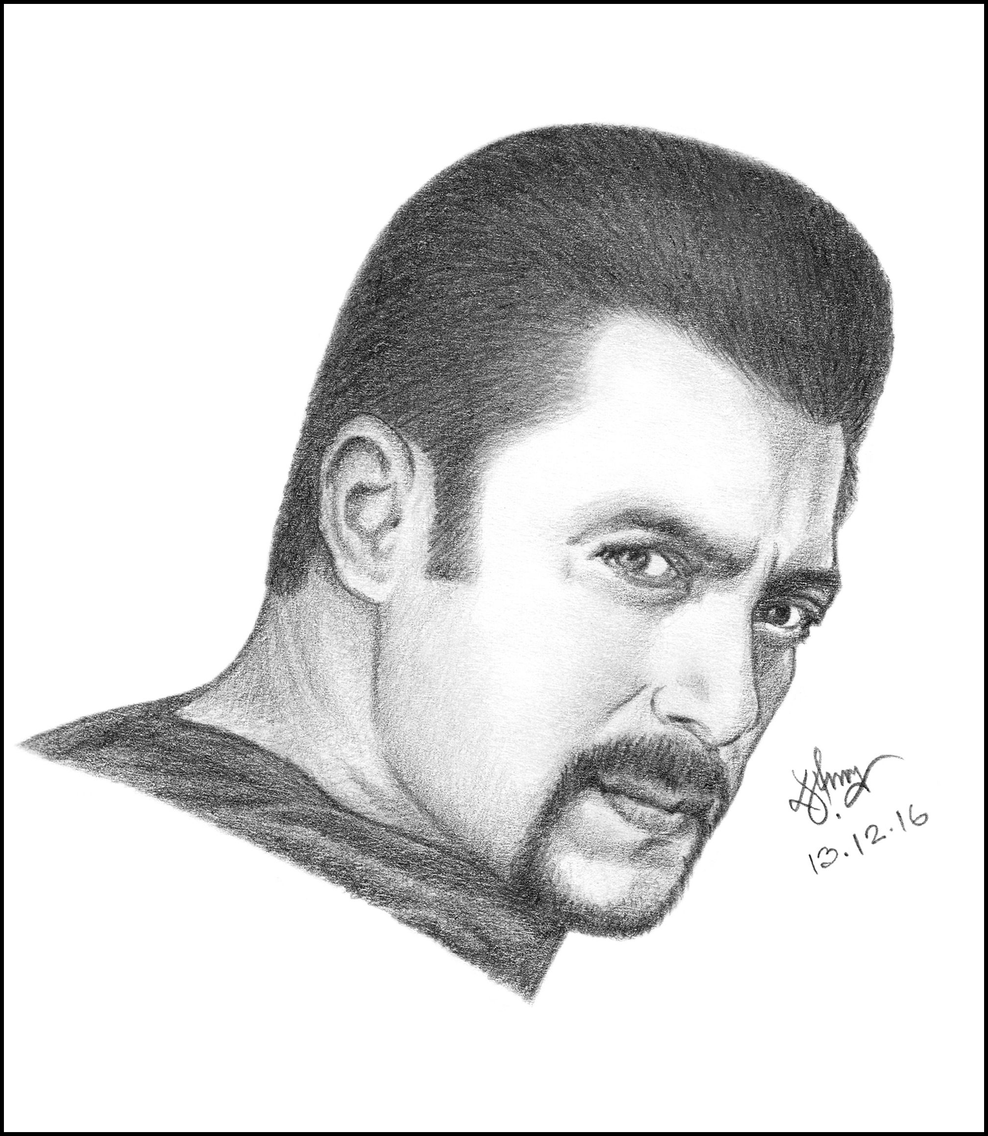 Salman khan sketch salmankhansketch salmankhan salman sketch art drawing portrait pencilart
