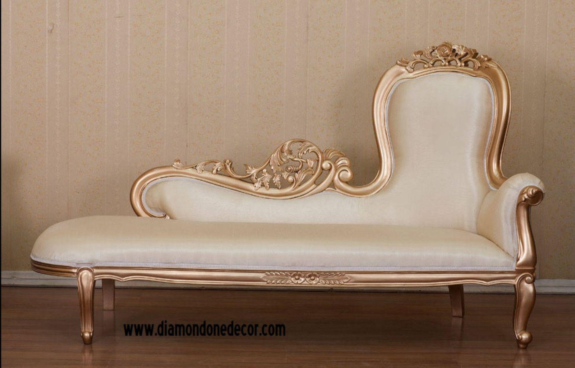 fainting couch fainting sofa fainting chaise rococo design by
