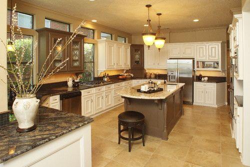Kitchen Remodel - traditional - kitchen - houston - by Carla Aston   Interior Designer