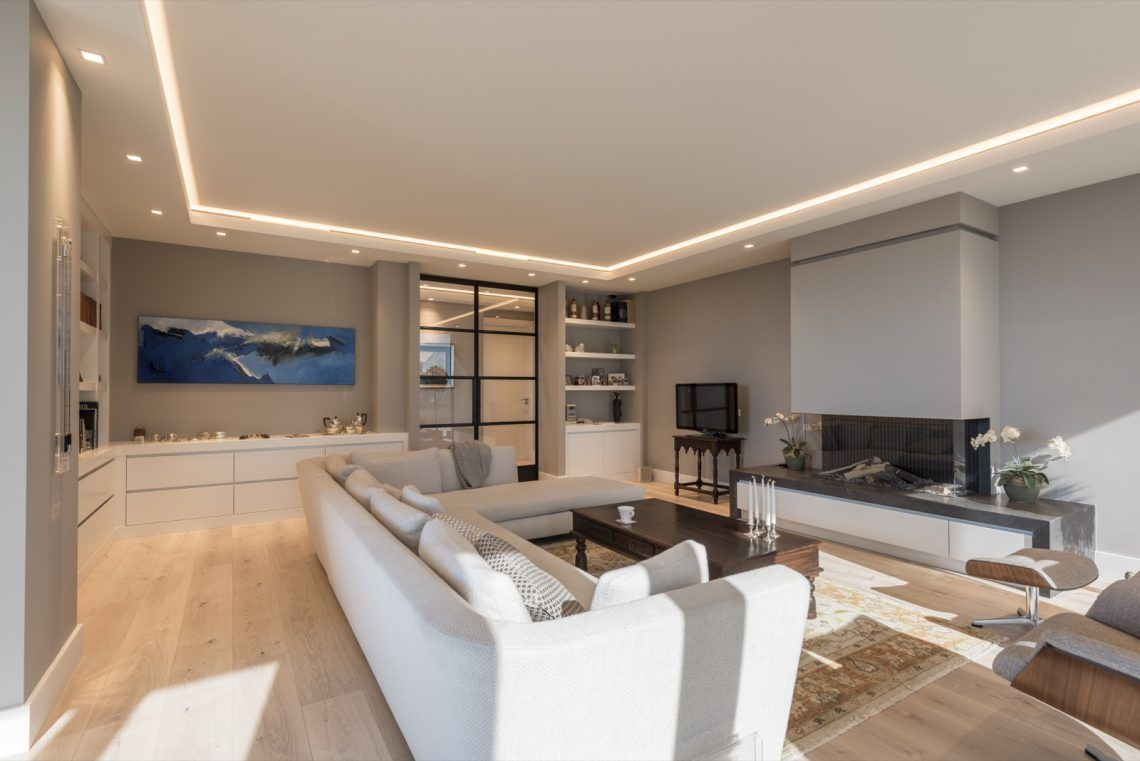 Van Essen Interieurbouw - Penthouse met luxe interieur - Hoog ...