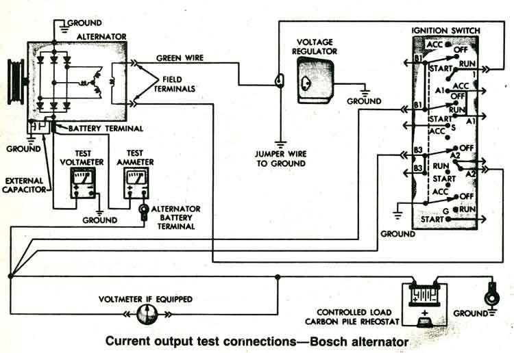 Alternador Generador Como Funciona Un Alternador Componentes Diagnostico Electricidad Auto Electricidad Mecanico De Autos Electricidad Y Electronica
