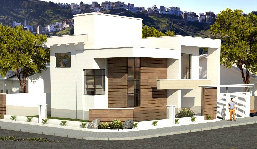 - Residência - 150m2 - D2 Arquitetura e Urbanismo - D2 Vizinhos - Pr - Brasil.