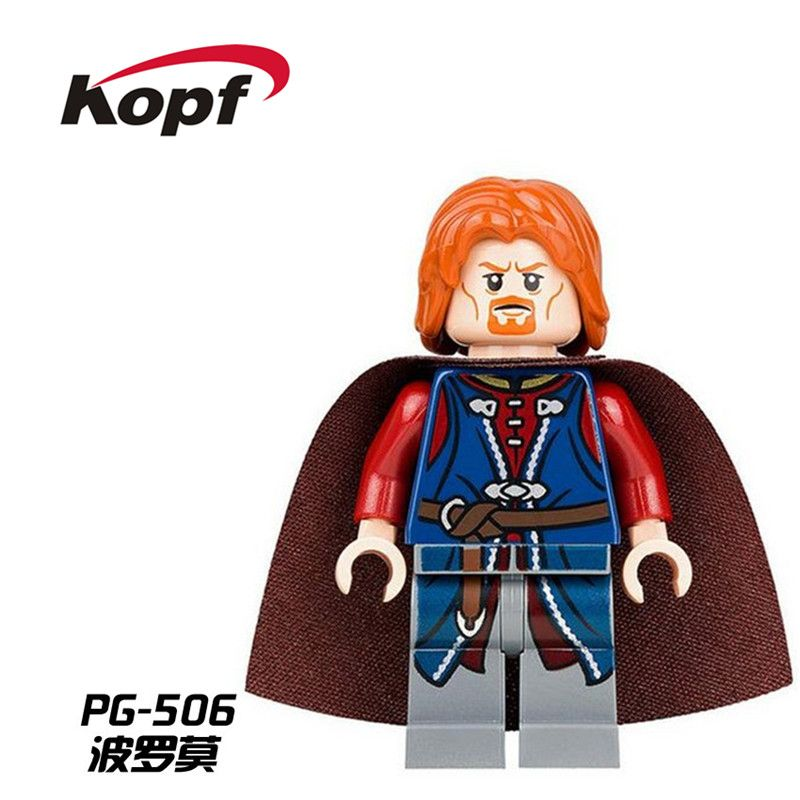 6e01570b9745a Single Sale Lord of the Rings Boromir Bard the Bowman Boromir Hobbit ...