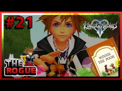 Wave hello to this awesome video! 👋 The 100 Acre Wood - Kingdom Hearts 2 FM - Part 21 - Road to KH3 https://youtube.com/watch?v=5FJhNqEzRxE
