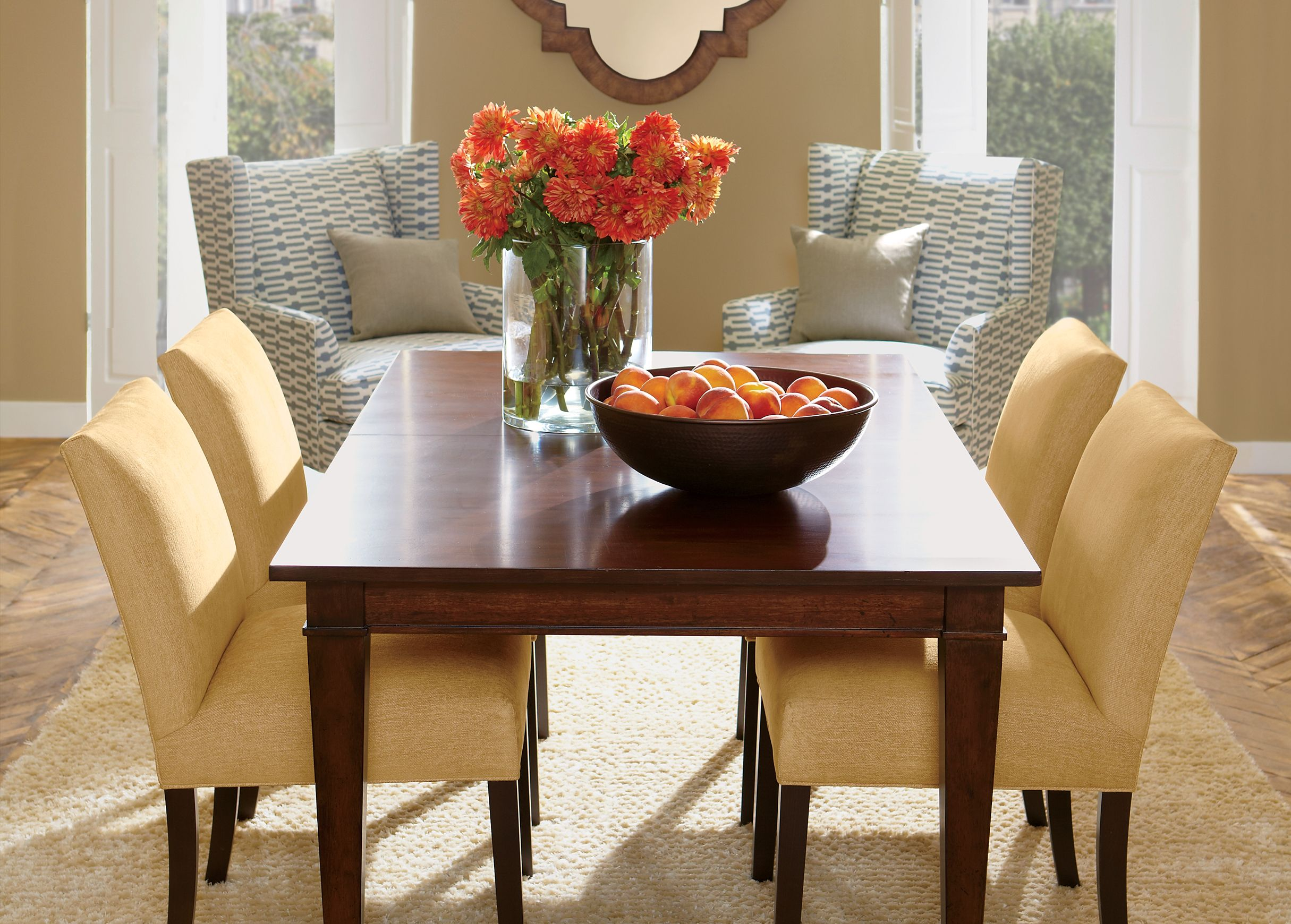 The Art Of The Dinner Party  Natural Light Room And Lights Amusing Comfortable Dining Room Sets Design Decoration