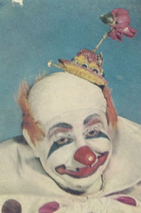 Unsettling vintage clown portraits | Dangerous Minds | CIRCUS: THE