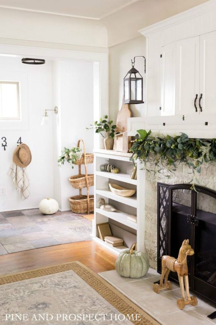 30 Best Fall Living Room Decoration Ideas To Make Your Home Special Women Fashion Lifestyle Blog Shinecoco Com In 2020 Fall Living Room Fall Living Room Decor Living Room Decor Rustic