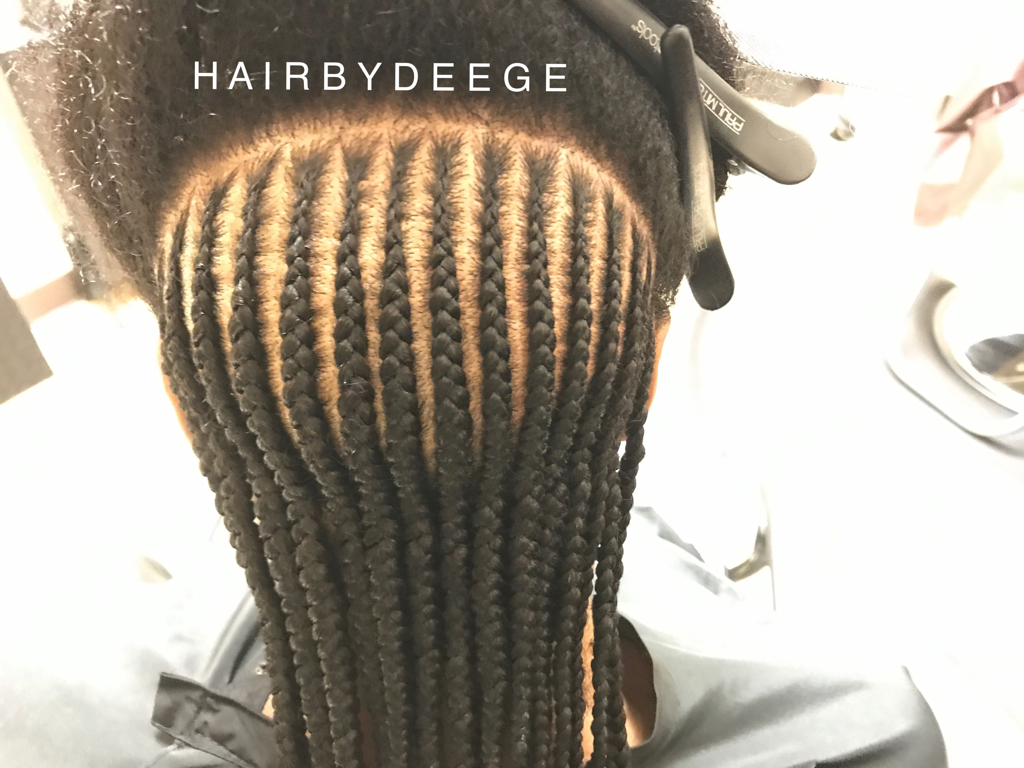 2 Rows Feed In Braids Houston Braider To Book An Appointment Email Iimdeege Aol Com Styleseat Com Hairbydeege Feed In Braid Bob Braids Hair Inspiration