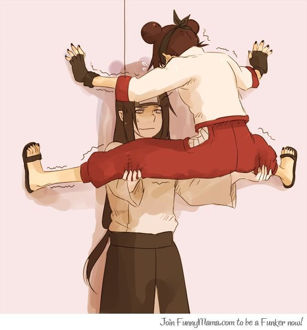 Naruto Neji And Tenten Wow Theyd Have Interesting Sex O