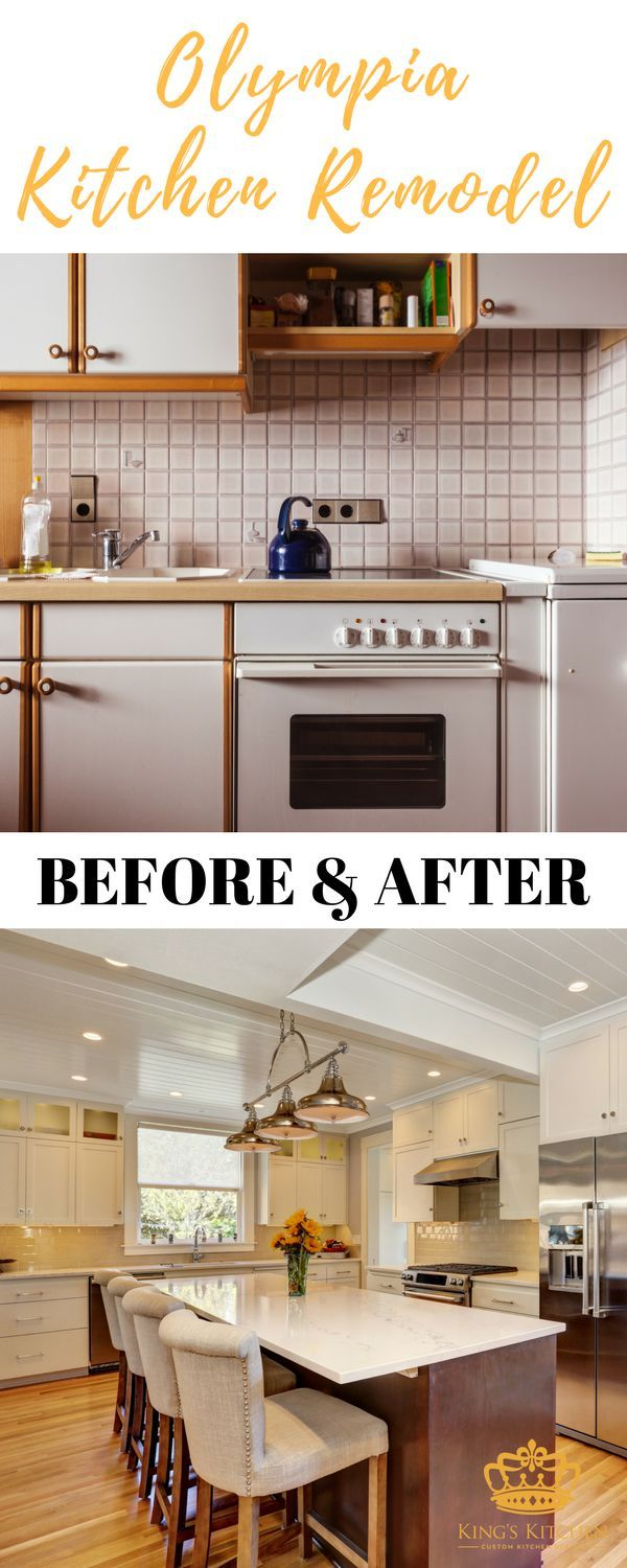 We finished up the new Kitchen Install for the Jones Family in Olympia, WA and it turned out amazing! Read on to find out the details and how you can implement this look into your Kitchen Remodel.