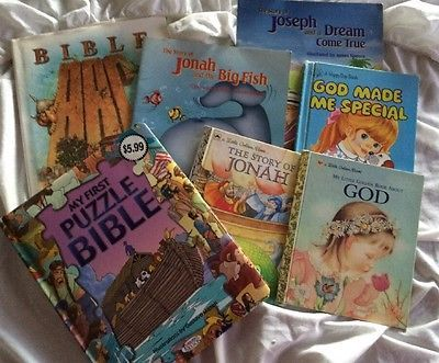 Assorted Children's Bible Stories | Bible stories for kids ...