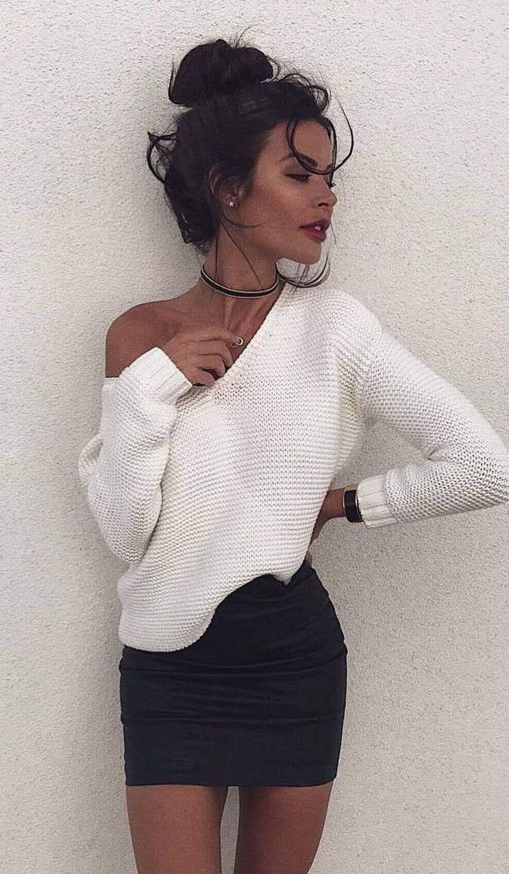 Cool 41 Cool Winter Party Outfits Ideas. More at http   aksahinjewelry. be40c17fe249