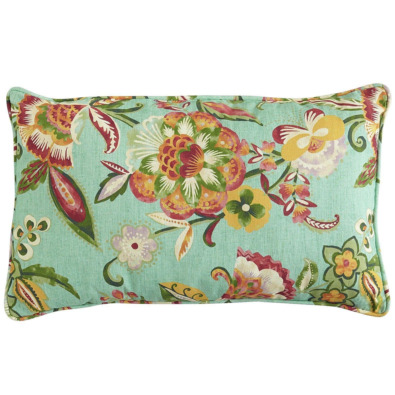 Shailee Fl Lumbar Pillow Pier 1 Imports