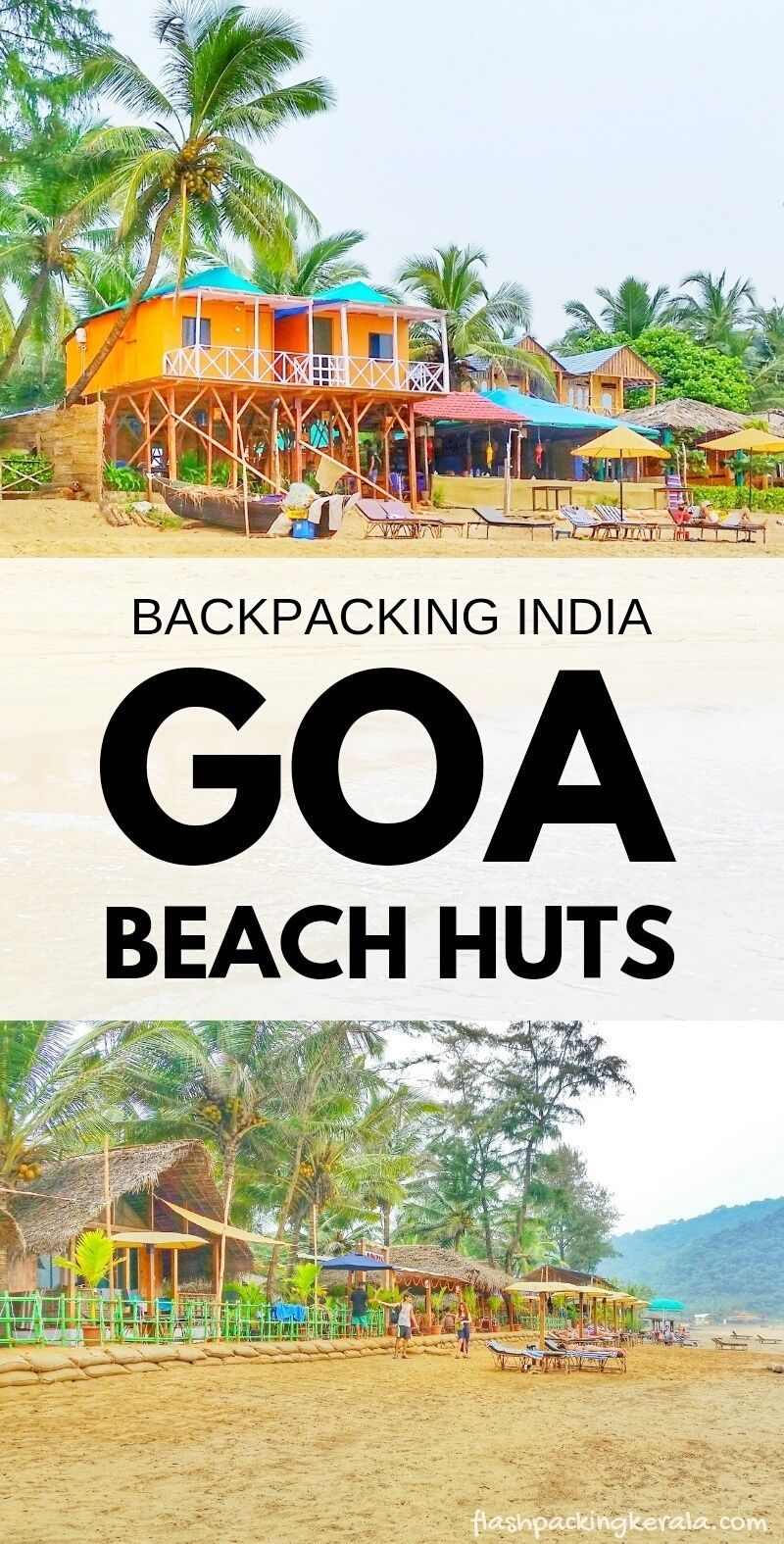 Where to go for best beach huts in South Goa 🌴 Backpacking Goa India |  Outdoor travel, India travel, Culture travel