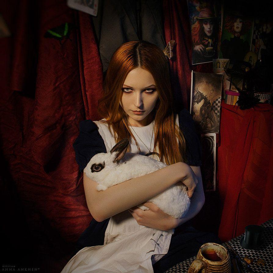Alice: In Her Room by Anhen.deviantart.com on @DeviantArt