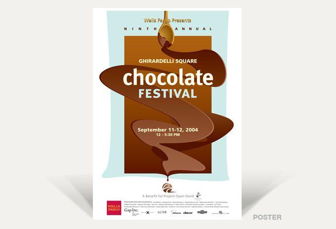 chocolate poster design - Google Search | graphic design ...