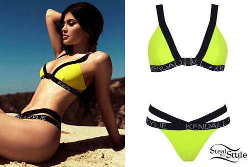 b53f63c296 Kylie Jenner for KENDALL + KYLIE at Topshop