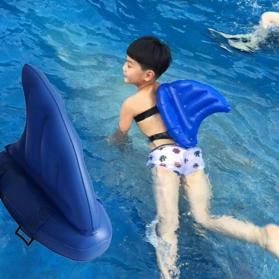 Kids Swim Float Vest Swimming Pool Baby Age 1-6 Jacket Inflatable 3 Color NEW