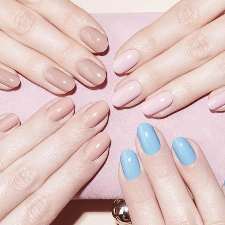 How To Find Your Best Nail Shape | Salons, Shapes and Natural