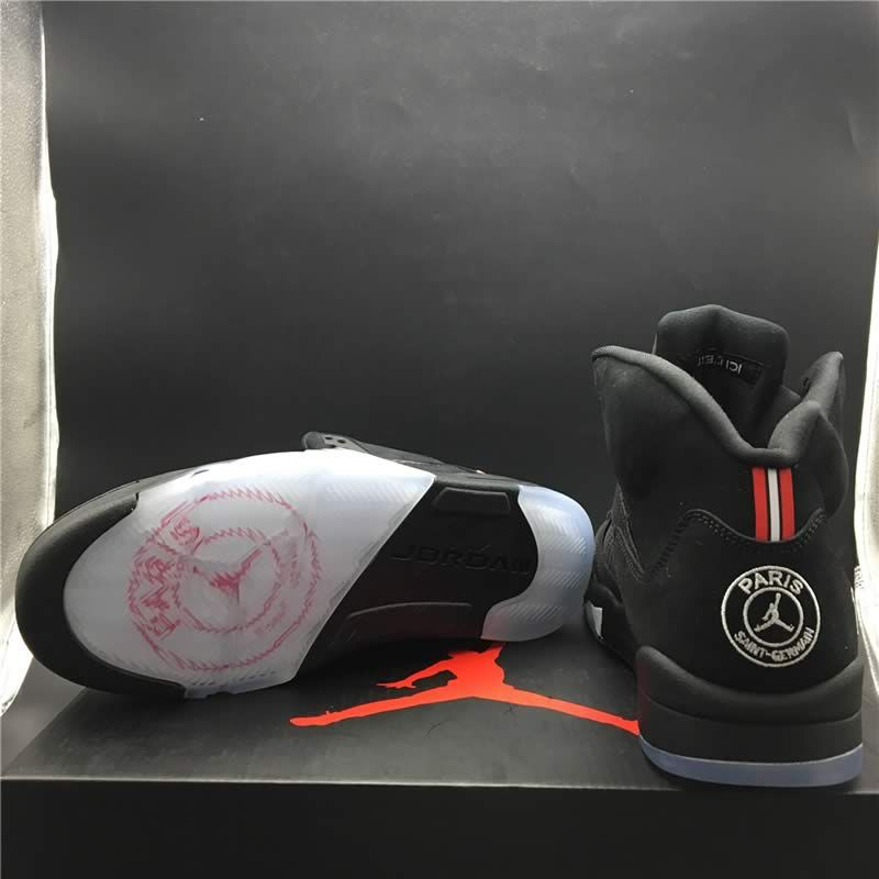 b9bc0a08680 Where to buy: Air Jordan 5 Retro Paris Saint-Germain / PSG Release Date