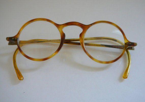 Hornrimmed Et Homme Lunettes 1930s Mon Fringues Glasses Round w5qzxRfO
