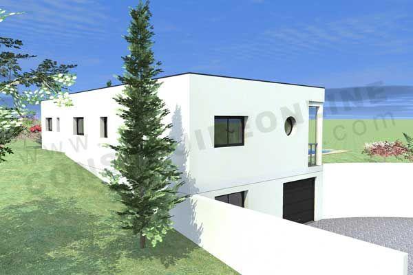 Plan de maison Boxtobox - ForumConstruire Idées pour la maison - site pour plan de maison
