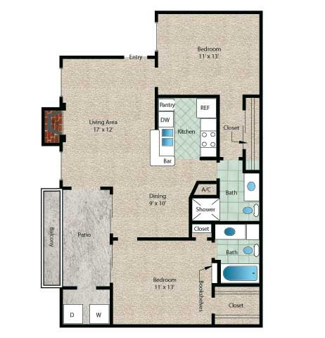 Three Bedroom House Plans With Basement