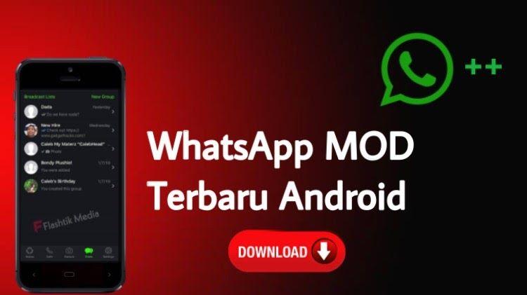 Whatsapp Plus Mod Apk Gratis di 2020 (Dengan gambar