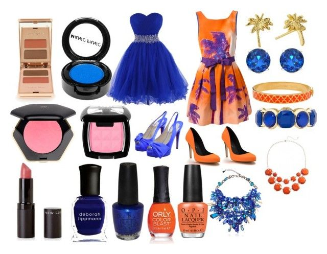 """""""Staring At The Night Stress, Staring At The Sunset"""" by myan120 ❤ liked on Polyvore featuring beauty, P.A.R.O.S.H., Christian Louboutin, Shoes of Prey, Gorjana, Halcyon Days, Monet, Anabela Chan, OPI and ORLY"""