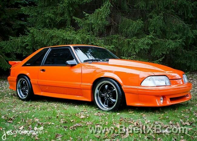 This 1993 Ford Mustang Cobra R Could Sell for Big Money ...