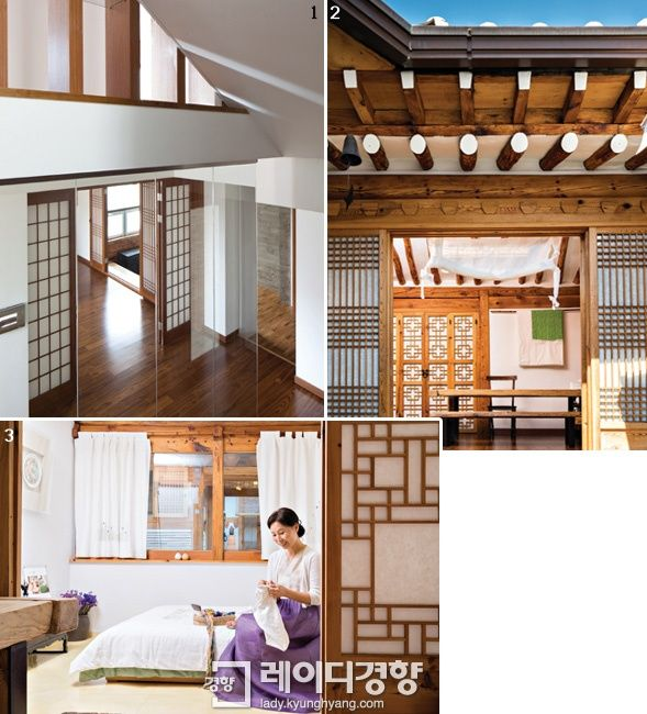 Traditions Interior Design Wichita: Modern Korean Houses Inspired By Traditions