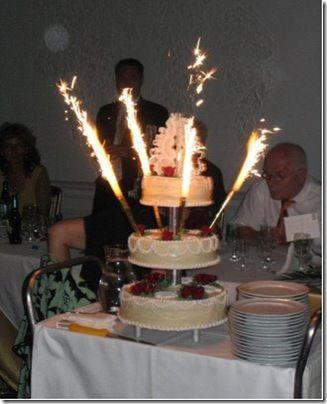 burning man Wedding Cake Toppers Crazy Wedding Cakes wedding