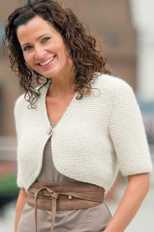 Free Knit Shrug Patterns Google Search Knitting Pinterest