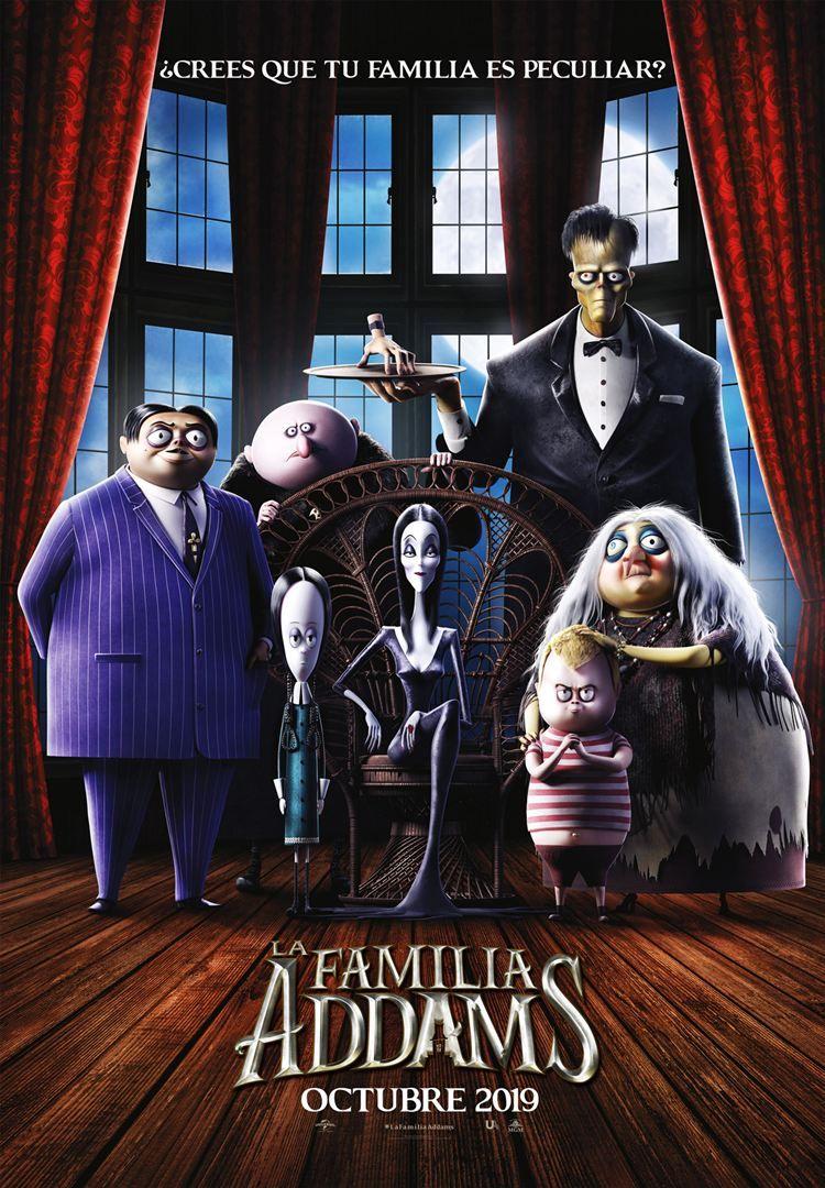 La Familia Addams Ver Pelicula Online Completa La Familia Addams Pelicula Peliculas Completas Peliculas En Estreno