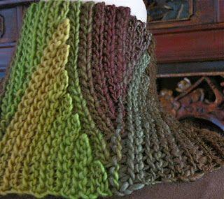 DesigningVashti:  Crocheting Slip Stitch Short Rows...