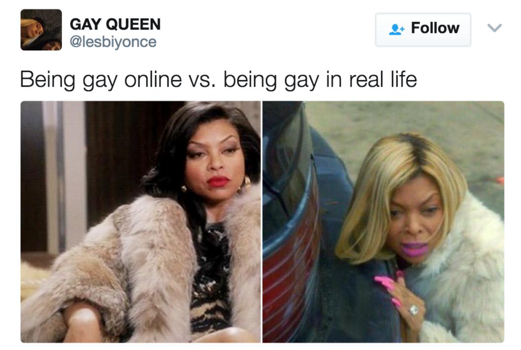 """""""Du siehst gar nicht lesbisch aus."""""""