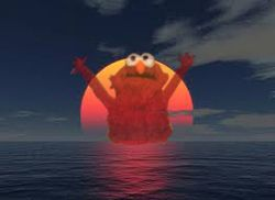Risethis Land Shall Now Be Called Elmos World Funny Stuff