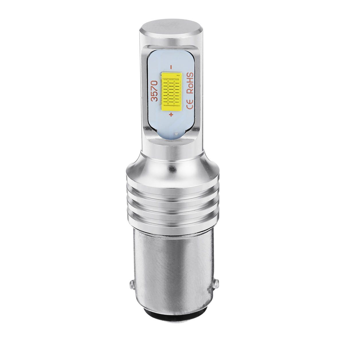 1157 Ba15d 180 3570 2led 72w 980lm Car Reversing Backup Lights Bulb Turn Signal Lamp White Car Lights From Automobiles Motorcycles On Banggood Com Bulb Light Bulb Lights