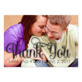 Personal Photo Wedding Items. Click through to find matching games, favors, thank you cards, inserts, decor, and more. Or shop our 1000+ designs for all of life's journeys. Weddings, birthdays, new babies, anniversaries, and more. Only at Aesthetic Journeys