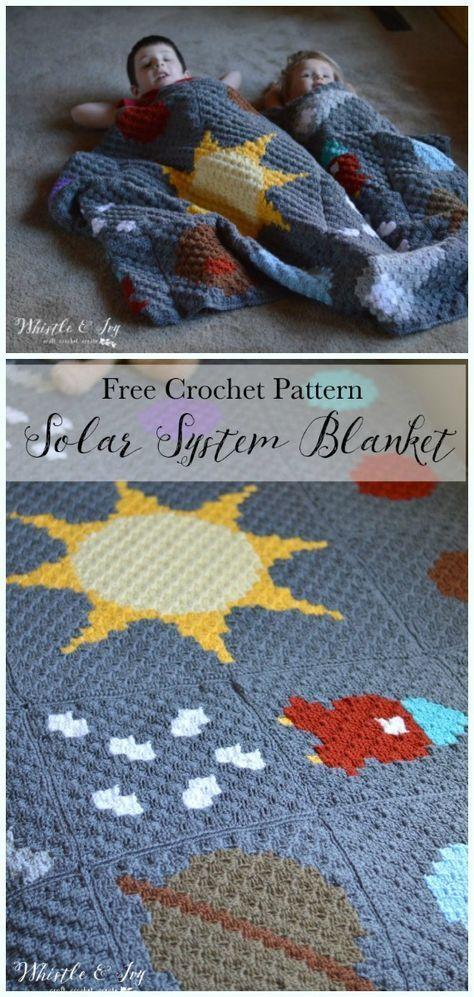 Crochet Blanket Free Patterns For Boys Crochet Blankets