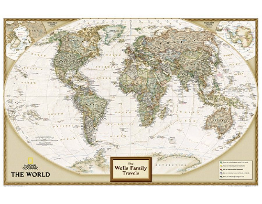 Sale holiday sale on national geographic my world personalized map sale holiday sale on national geographic my world personalized map earth gumiabroncs Gallery