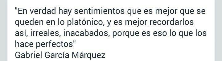 Frases Gabriel Garcia Marquez Amor Platonico Frases Pinterest