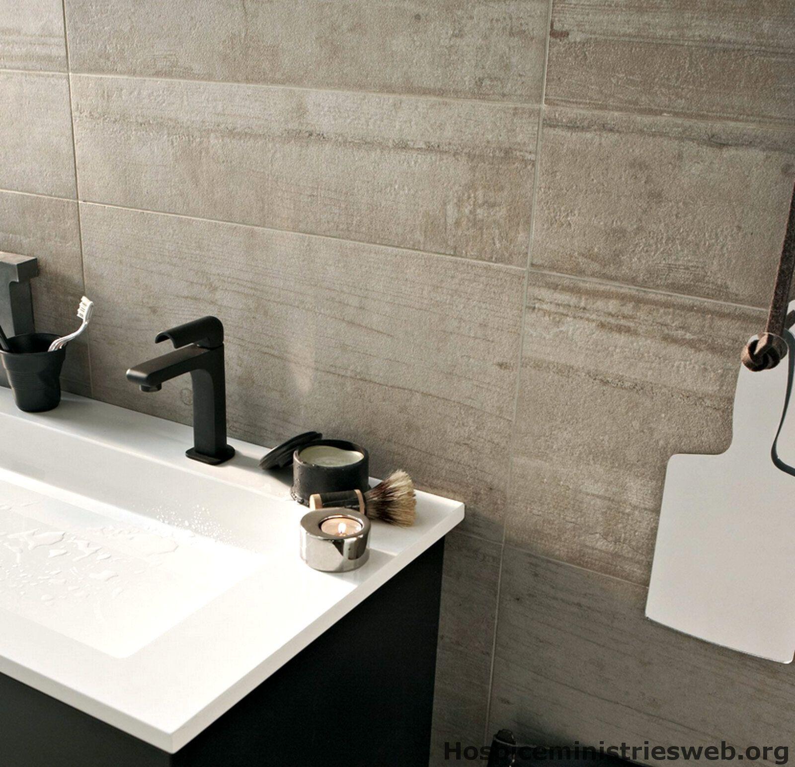 Waschtisch Gaste Wc Rustikal Balken Regal Einzigartig Modern