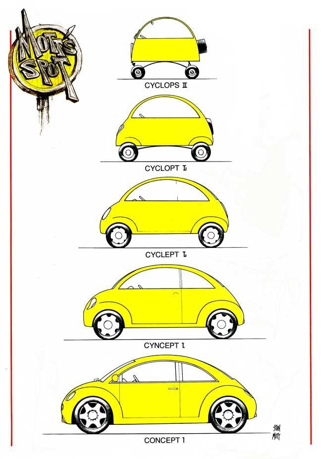 Mott S Spot Cartoons Mott Cartoon Bugatti