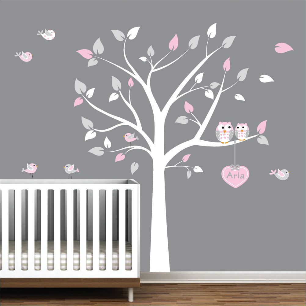 Tree Wall Decal Huge Tree Wall Decal Wall Mural Stickers