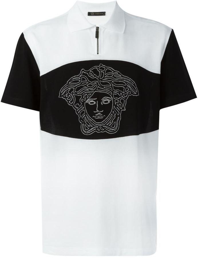 ca27608c Versace Medusa polo shirt | Mens Shortsleeve Shirts in 2019